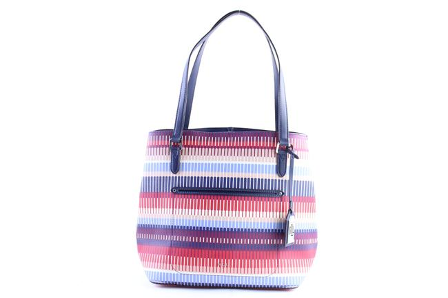 Item - Lindley Alissa 16mr0308 Multi-color Leather Tote