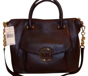 Michael Kors Satchel in Dark brown