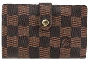 Louis Vuitton Auth LOUIS VUITTON Damier N61674 Bifold Wallet