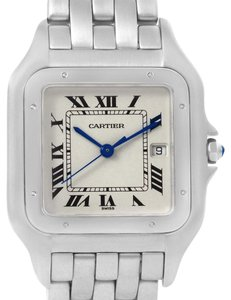 Cartier Cartier Panthere Jumbo Stainless Steel Quartz Unisex Watch W25032P5