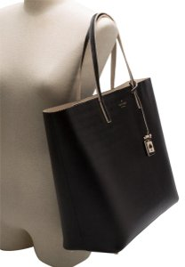 Kate Spade Tote in Black/Tan