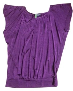 A|X Armani Exchange Top Purple