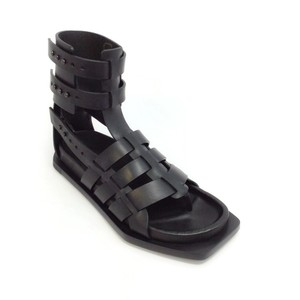 Rick Owens Black Sandals