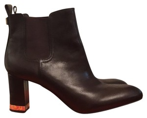 Tory Burch coconut (brown) leather Boots