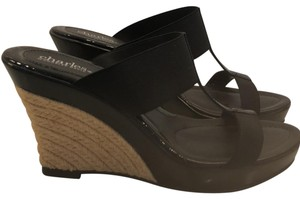 Charles by Charles David black Sandals - item med img