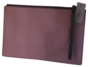 Fossil Wristlet in pink