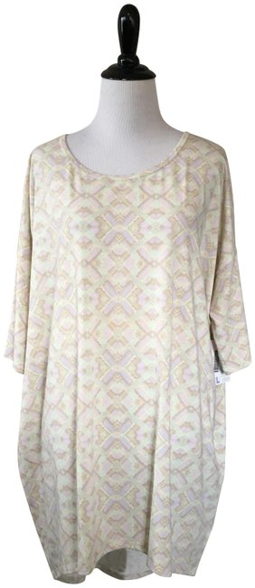 Item - Cream Irma Tunic Size 14 (L)