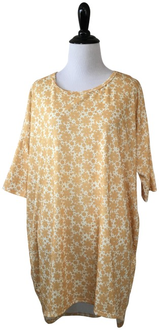 Item - Yellow Irma Tunic Size 10 (M)