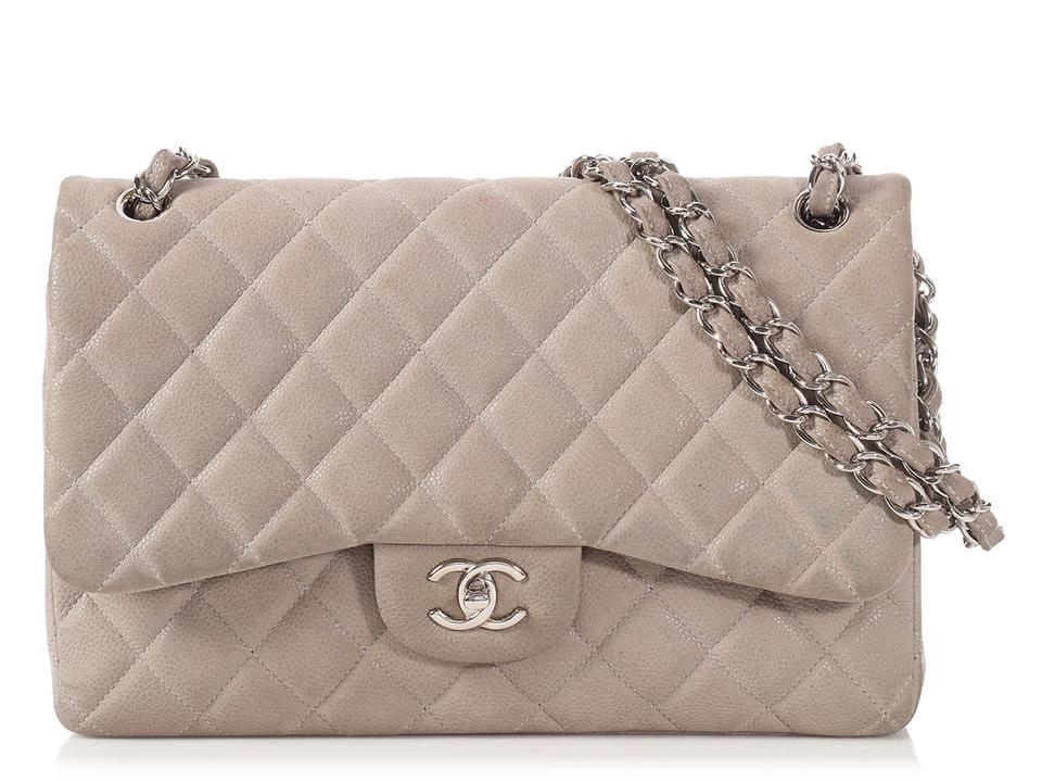 1e8780ea214b Chanel Quilted Ch.p0216.10 Silver Hardware Reduced Price Shoulder Bag Image  0 ...