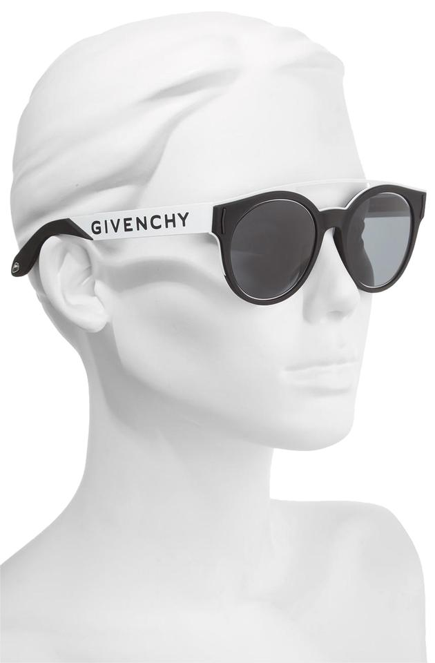 34487a14247 Givenchy Black and White Flash Sale Gv Sunglasses - Tradesy