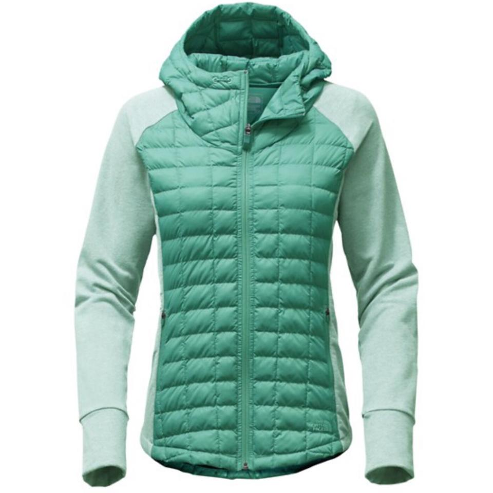 The North Face Green Endeavor Thermoball Primaloft Quilted Jacket