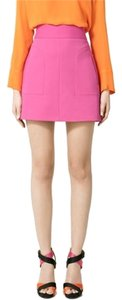 Zara Skirt Hot Pink &