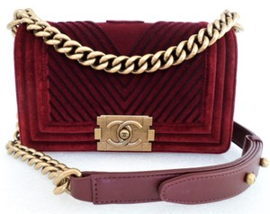 Chanel Box Dust Cover Card Store Tag Cross Body Bag