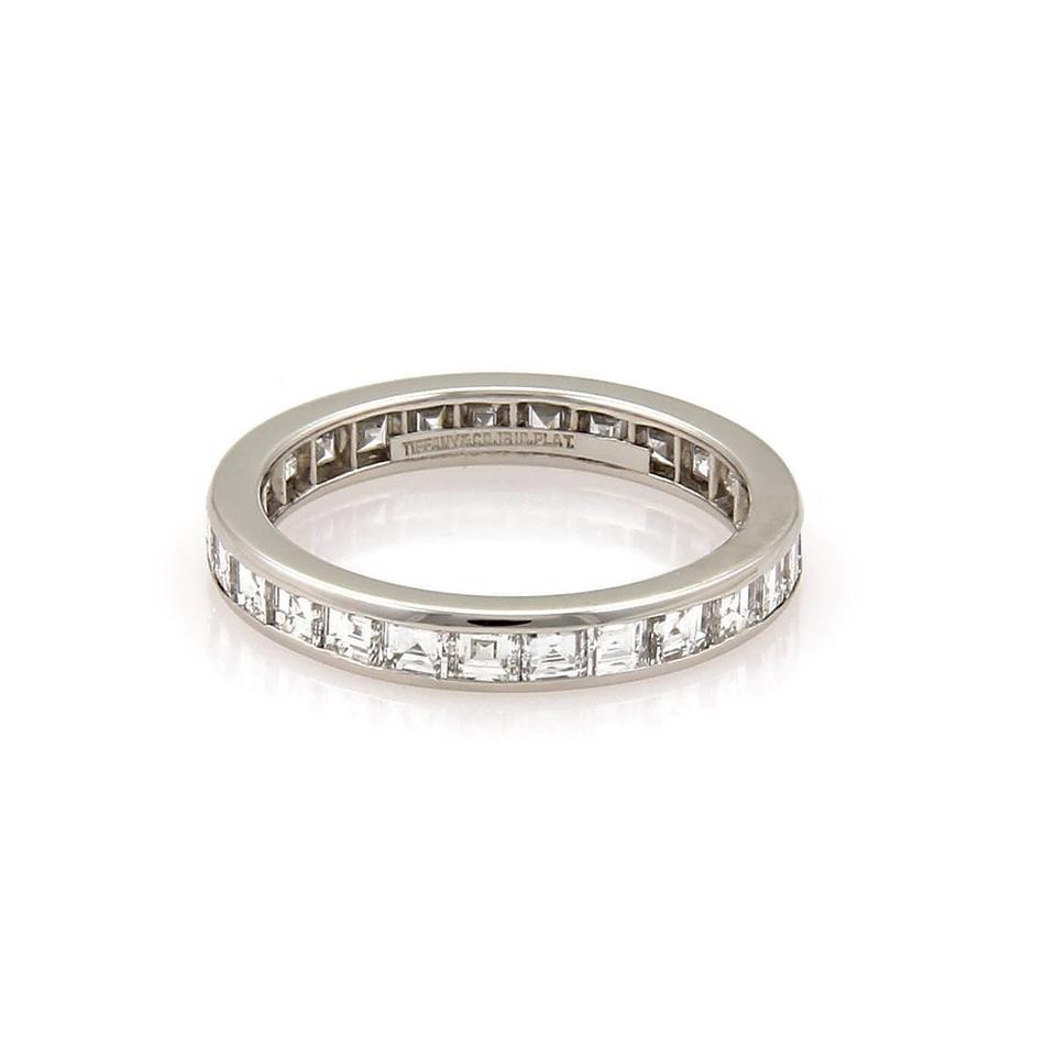 band bands platinum tiffany eternity co diamond wedding