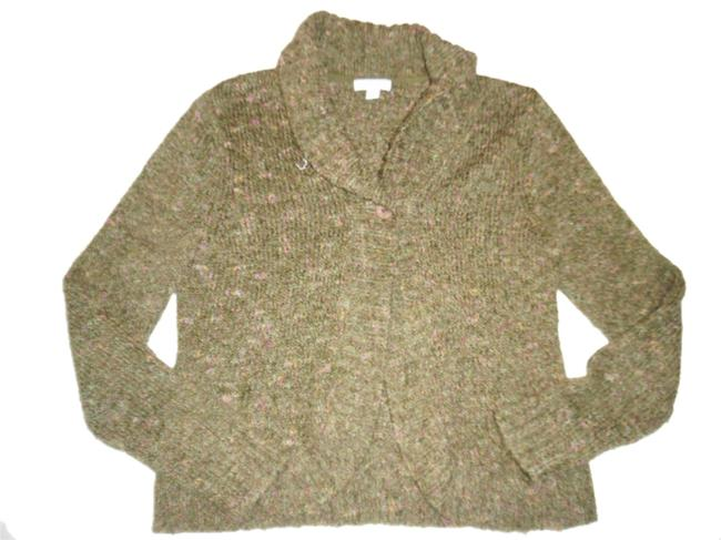 Preload https://img-static.tradesy.com/item/2303164/charter-club-olive-green-brand-knitted-layering-sweaterpullover-size-12-l-0-0-650-650.jpg