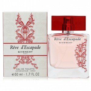 Givenchy REVE D'ESCAPADE-GIVENCHY-EDT-50 ML-SL.DAMAGED BOX-FRANCE