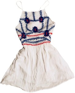 Townsen short dress White on Tradesy
