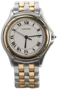 Cartier Cartier Panthere Cougar Two Tone 33mm Watch 187904