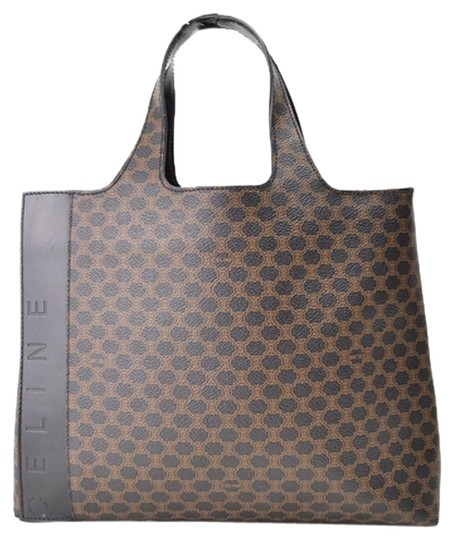 Preload https://item2.tradesy.com/images/celine-macadam-small-leather-tote-2303221-0-0.jpg?width=440&height=440