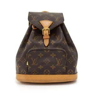 Louis Vuitton Monogram Canvas Vintage Backpack