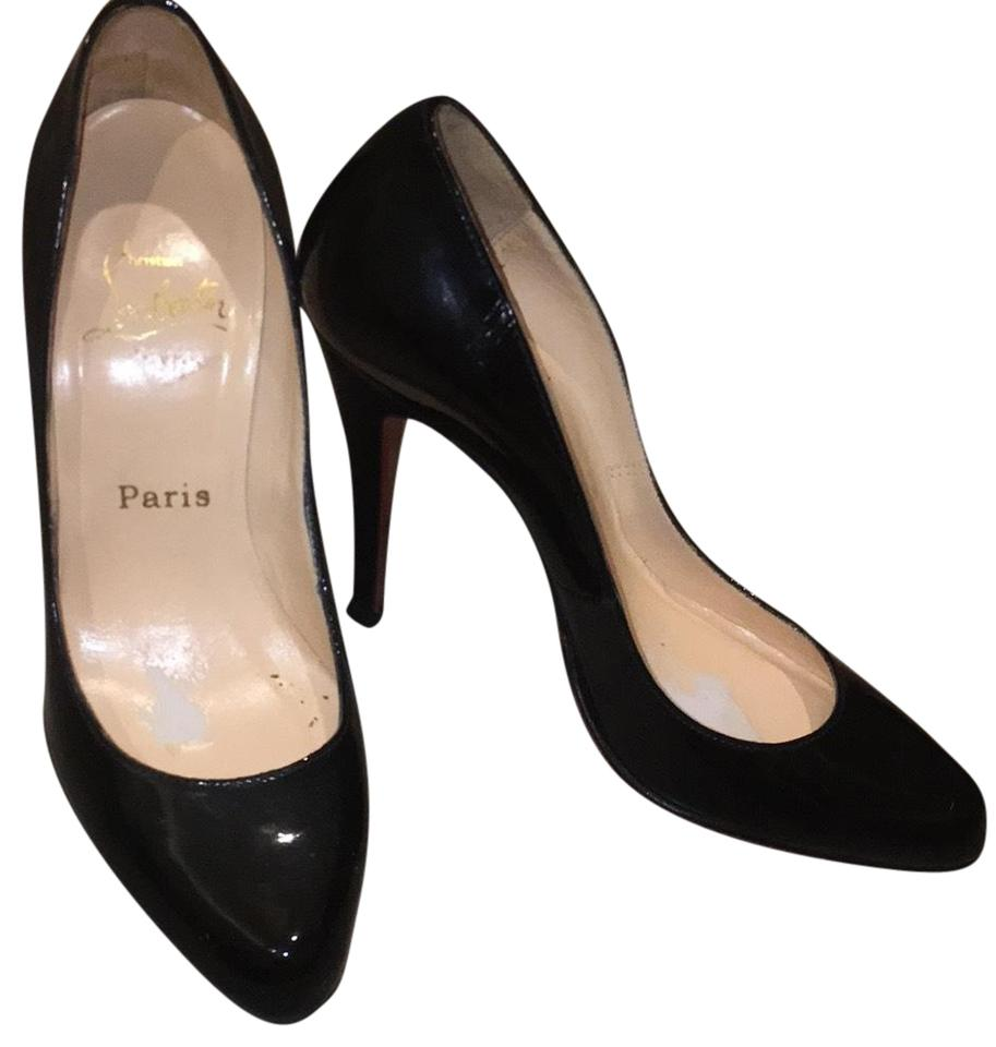 b467e33f30d Christian Louboutin Pigalle Patent Leather Pumps Size EU 36 (Approx ...