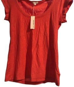 James Perse T Shirt burnt orange (officially sun)