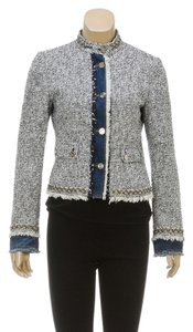 Dolce & Gabbana Multi-Color Womens Jean Jacket