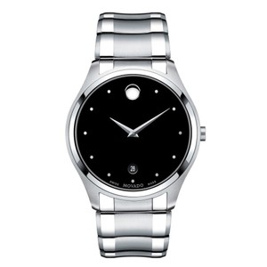 Movado Celo Stainless Steel Mens 0606839 Watch