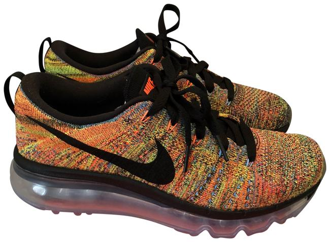 Item - Multicolor Air Max Fly Knit Sneakers Size US 6.5 Regular (M, B)