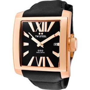 TW Steel TW Steel, CEO Goliath, Men's Watch, Stainless Steel Rose Gold