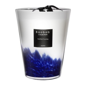 Baobab Feathers Collection Large Candle