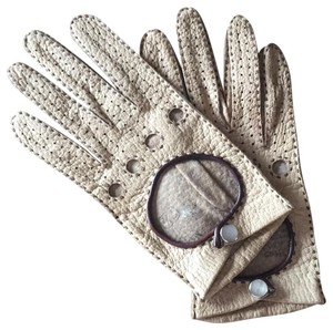 Aris Size 7.1/2 leather Aris leather gloves