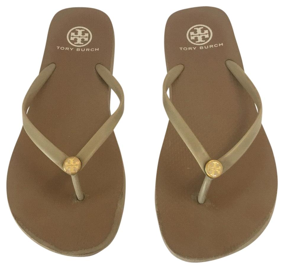 d27f50c25795 Tory Burch Rubber Flip-flops Thong Sandals Size US 10 Regular (M