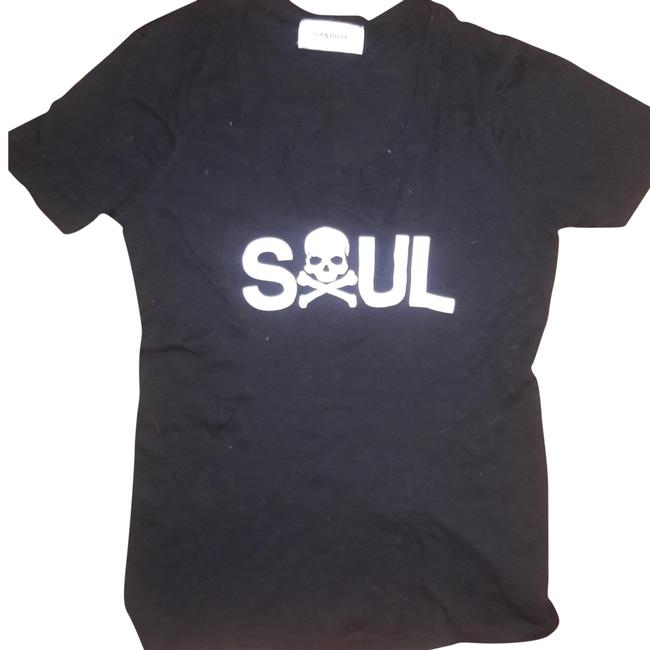 Preload https://img-static.tradesy.com/item/23035226/soulcycle-cottonviscose-black-scoop-neck-t-soul-tote-included-tee-shirt-size-4-s-0-3-650-650.jpg