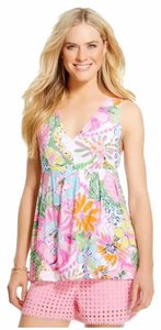 Lilly Pulitzer Top Nosie Posey