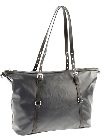 Prada Women Handbag Tote in Black Image 1
