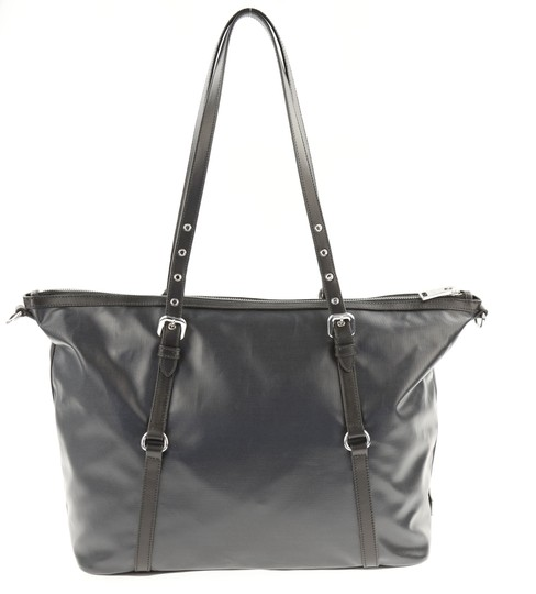 Prada Women Handbag Tote in Black Image 2