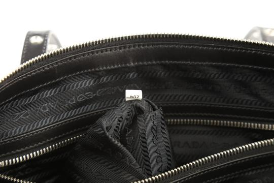 Prada Women Handbag Tote in Black Image 4