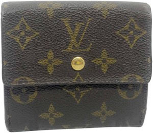 Louis Vuitton Louis Vuitton Monogram Compact Bifold Wallet
