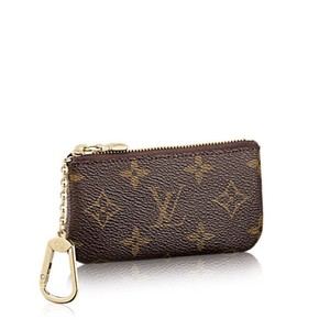 Louis Vuitton NEW! 2018 Monogram Key and credit card Pouch