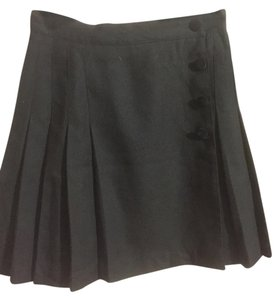 Other Mini Skirt Black