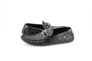 Louis Vuitton * Onyx Hockenheim Moccasin Shoes