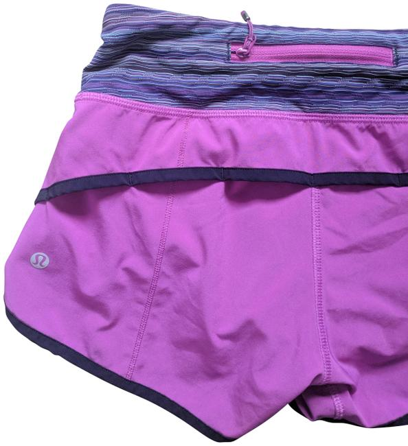 Lululemon Pink Speed Up Activewear Bottoms Size 2 Xs 26 Tradesy