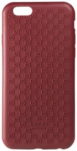 Gucci Red I-phone 6/6s Cell Phone Case Skin Tech