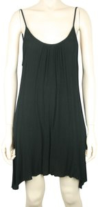 4b08eb4aa625 Elan short dress BLACK Sundress Swimsuit Cover Up Sleeveless Spaghetti  Strap on Tradesy