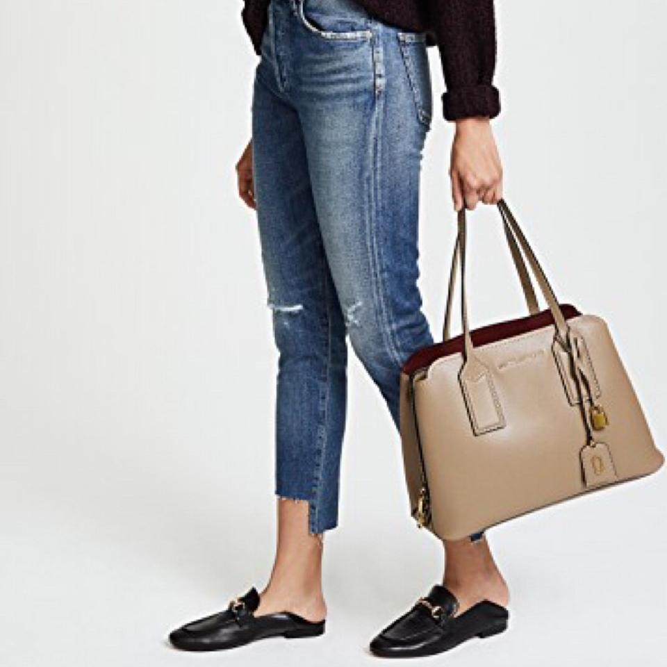 Marc Jacobs The Editor Leather Tote | GREY STYLE