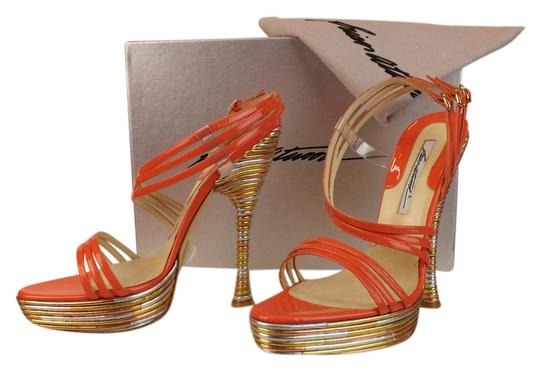 Preload https://item3.tradesy.com/images/brian-atwood-orange-rene-coral-patent-leather-pipedplatform-high-heels-395-sandals-size-us-95-regula-2303682-0-0.jpg?width=440&height=440