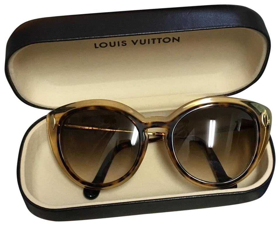 9aa8013a6d366 Louis Vuitton NIB Louis Vuitton Willow Sunglasses in Tortoise Image 0 ...