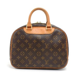 Louis Vuitton Monogram Canvas Handbag Shoulder Bag