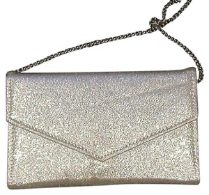 PurseN Evening After Five Party Formal Special Occasion Silver Clutch